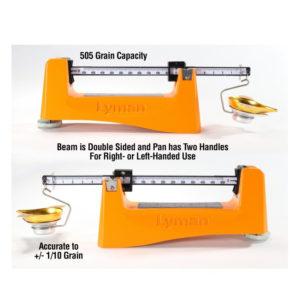 Lyman Brass Smith 500 Metal Scale