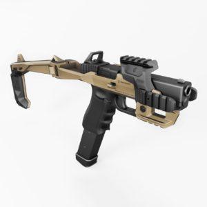 Recover Tactical 20/20 UPPER RAIL
