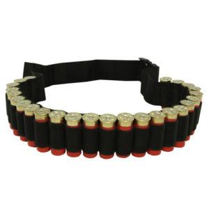 Shotshell Ammunition Carrier Belt 25-Round