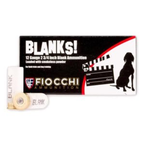FIOCCHI 12 Gauge BLANKS