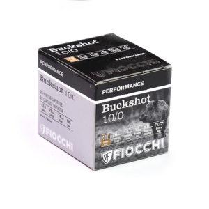 FIOCCHI .410 BUCKSHOT 3″ 18gm 8mm
