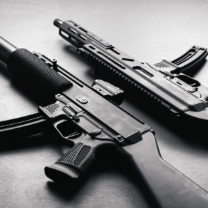 Grand Power STRIBOG TR22 MP5 Package