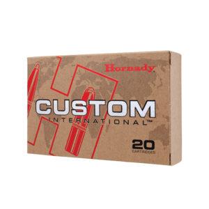 Hornady 308 Win 180gr SP International Ammunition Box of 20