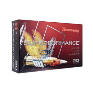 Hornady 300 Win Mag 150gr GMX Superformance Ammunition Box of 20