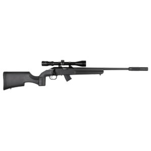 Howa M1100 18″ Scoped & Suppressed Package