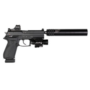 AREX Zero 1 Tactical Suppressed Package