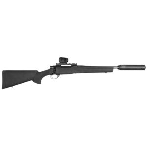 Howa 7mm-08 Suppressed Red Dot Package
