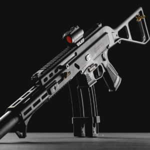 Grand Power STRIBOG TR22 Ultimate Suppressed Package
