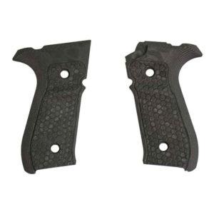 AREX Zero 1 Hogue G10 Grips Black