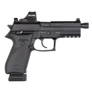 AREX Zero 1 Tactical + Holosun 407C
