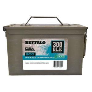 Buffalo River 300 Blackout 135 Grain Sierra – 900 Round Can