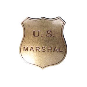 DENIX U.S. Marshall Badge