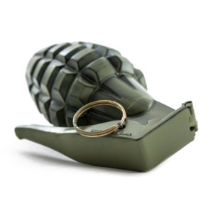 DENIX MK2 Pineapple Hand Grenade Replica