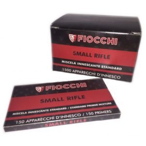 Fiocchi Small Rifle Primers – 1500 Pack