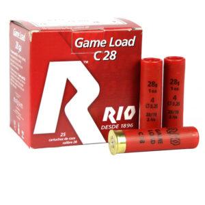 Rio 28Ga #4 2 3/4 28 gr 25 pack