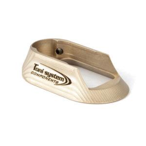 CZ Tactical Sport Brass Magwell