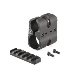Tactical Shotgun Barrel Clamp – Picatinny Rail