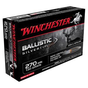 Winchester Supreme .270Win 130gr BST Box of 20