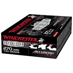 Winchester Supreme .270Win 140gr ABCT Box of 20