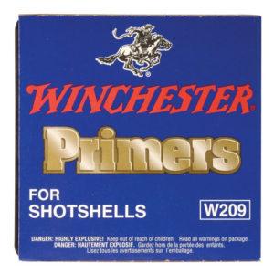 Winchester Shotgun shell primer #209 – 1000 Pack