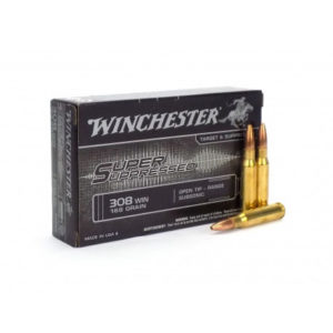 Winchester Super Suppressed .300AAC BLK 200gr – 20 Rounds