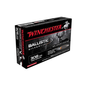 Winchester Supreme .308Win 168gr BST – 20 Rounds