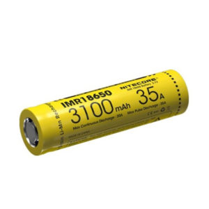Battery For Pard 18650 – Flat Top Nitecore