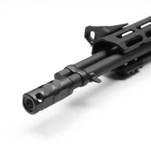 Summit MB418 Muzzle Brake 9mm 1/2×28