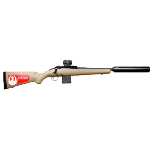 Ruger Ranch Rifle 300BLK Suppressed 403R Package