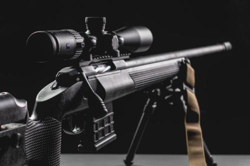 Sabatti Tactical Evo + Zeiss V4 4-16x44